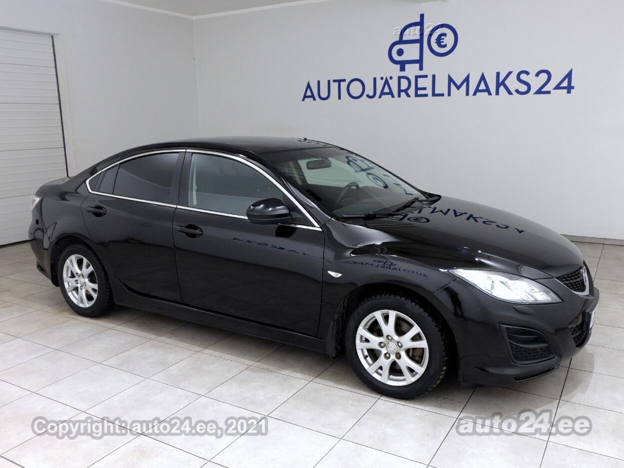 Mazda 6 Facelift - Photo
