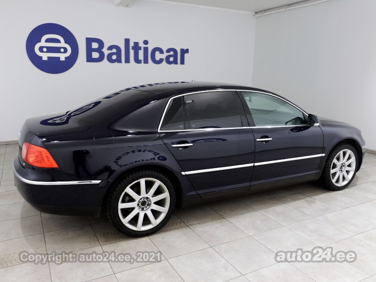 Volkswagen Phaeton Highline ATM 3.0 TDI 165 kW - Photo 3