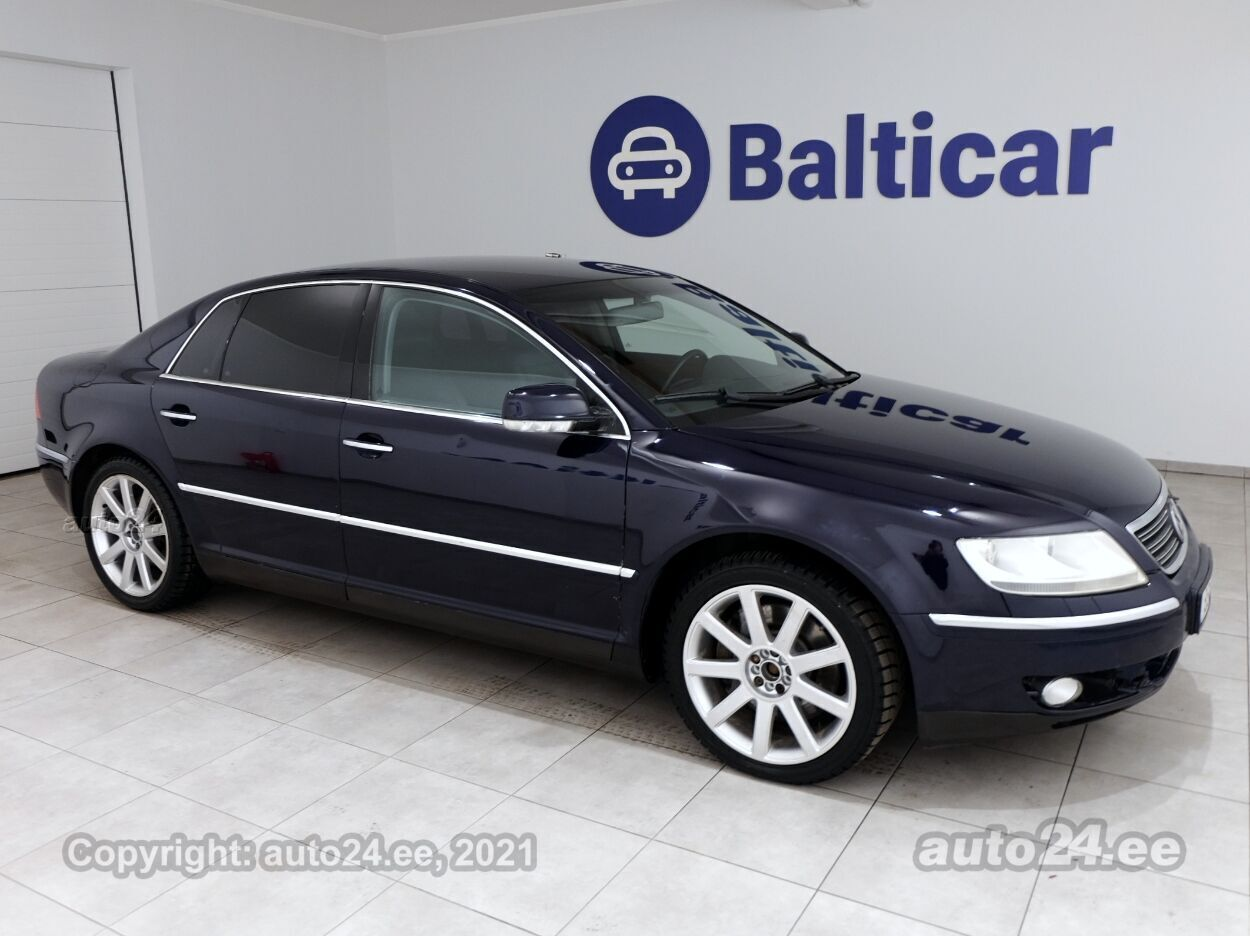 Volkswagen Phaeton Highline ATM 3.0 TDI 165 kW - Photo 1