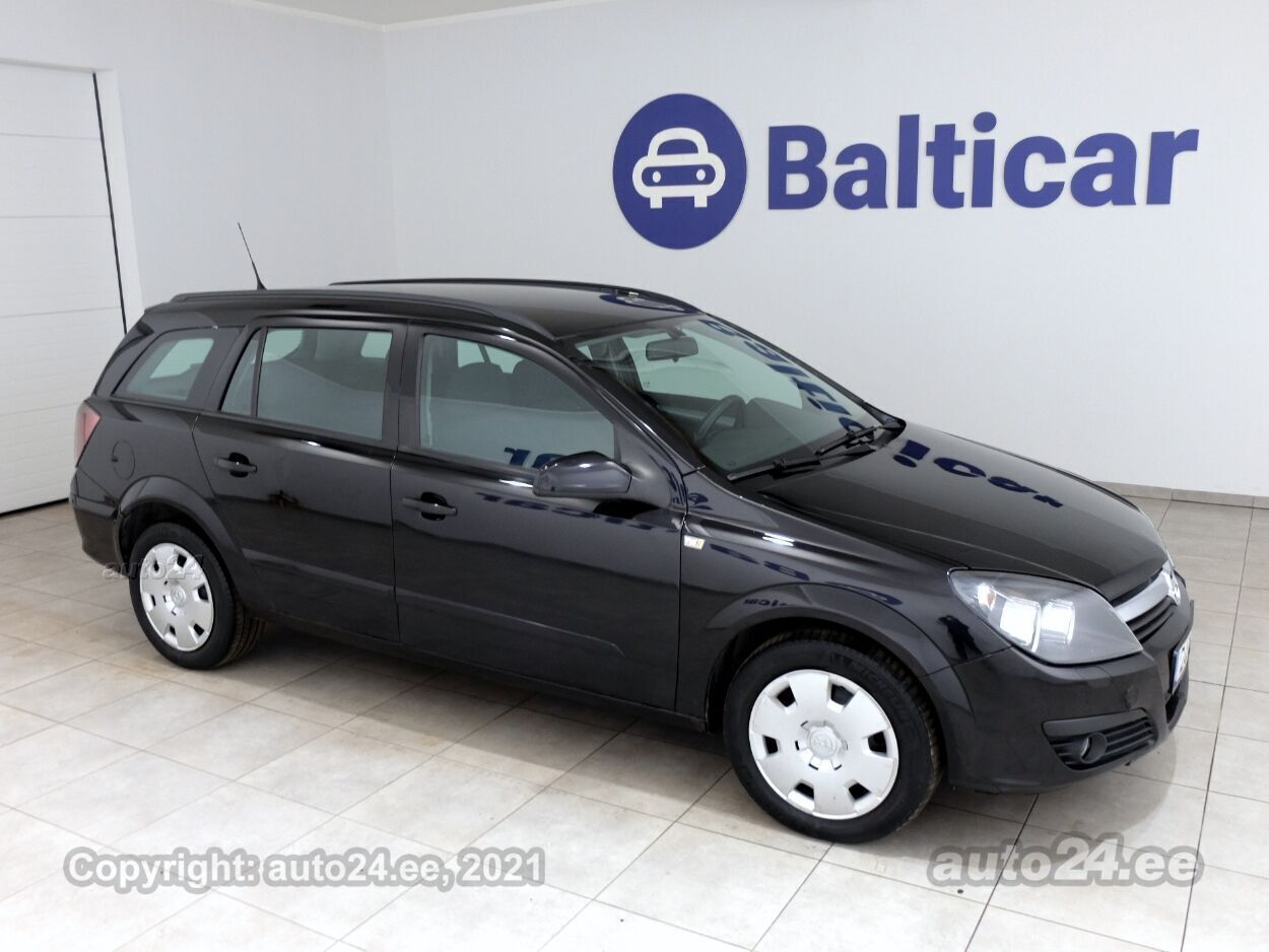 Opel Astra Station Wagon - Photo