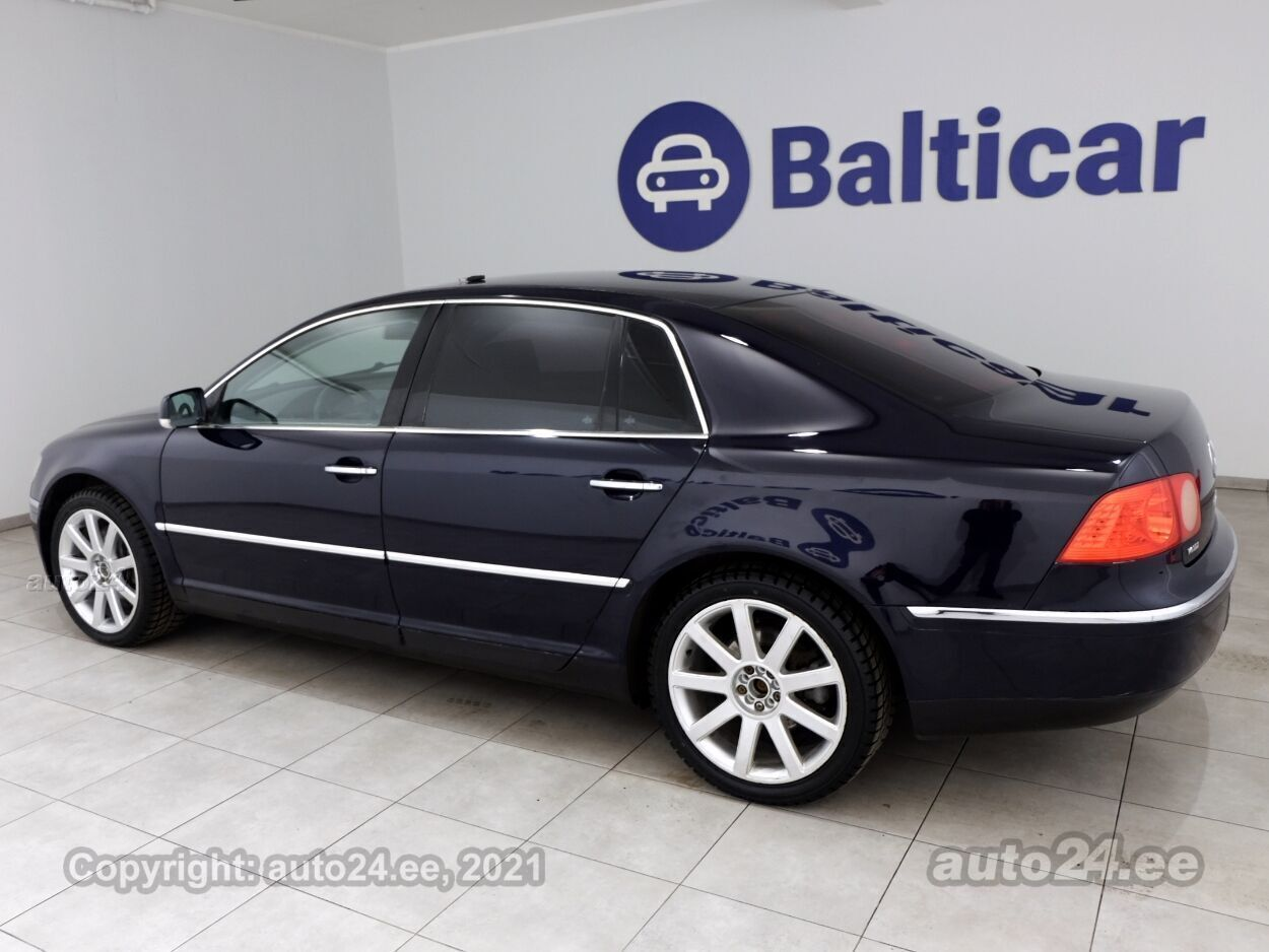 Volkswagen Phaeton Highline ATM 3.0 TDI 165 kW - Photo 4