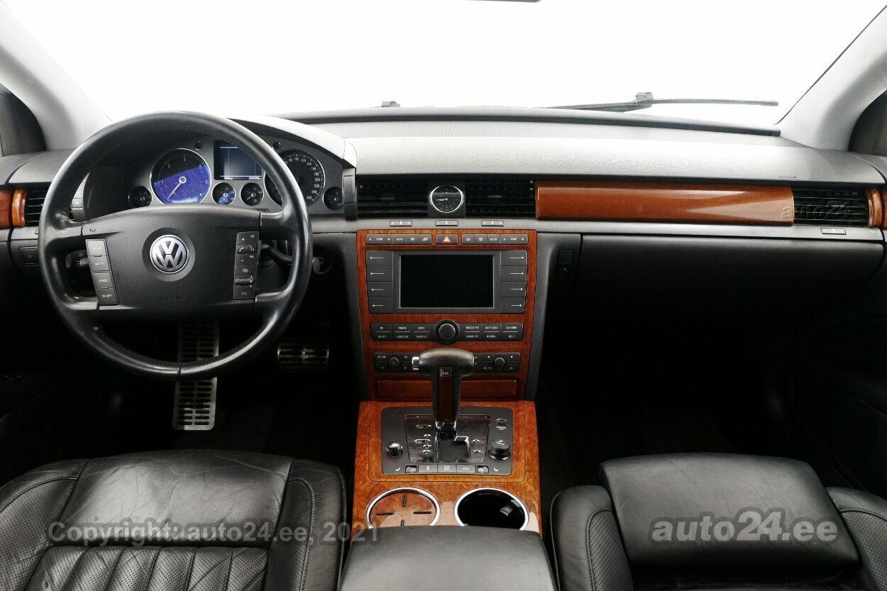 Volkswagen Phaeton Highline ATM 3.0 TDI 165 kW - Photo 5