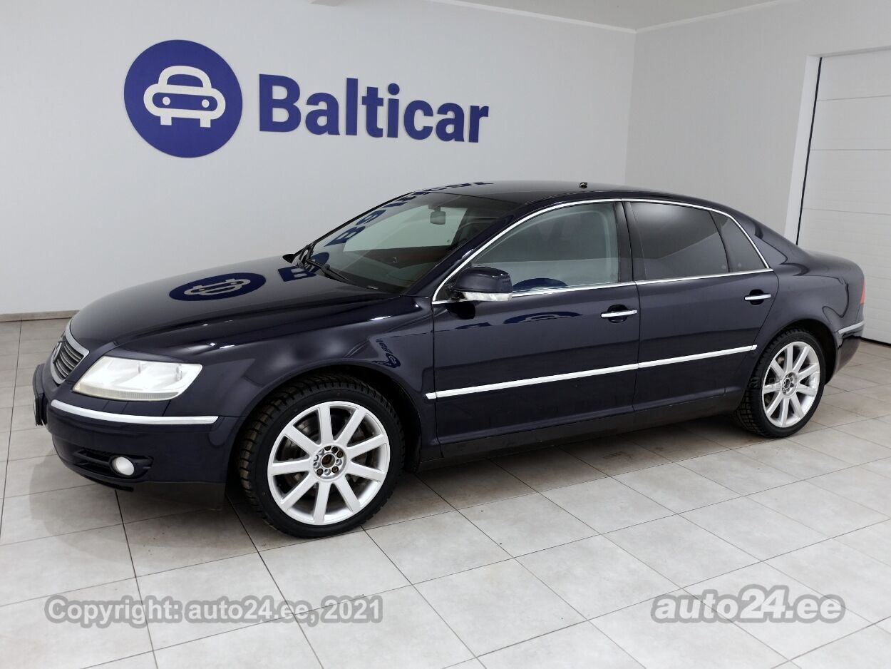 Volkswagen Phaeton Highline ATM 3.0 TDI 165 kW - Photo 2