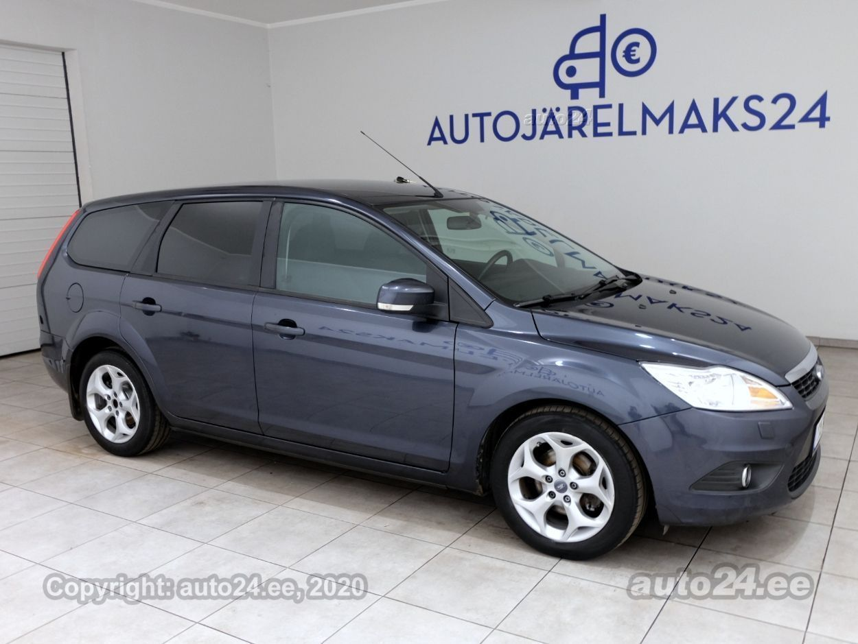 Ford Focus Facelift - Photo