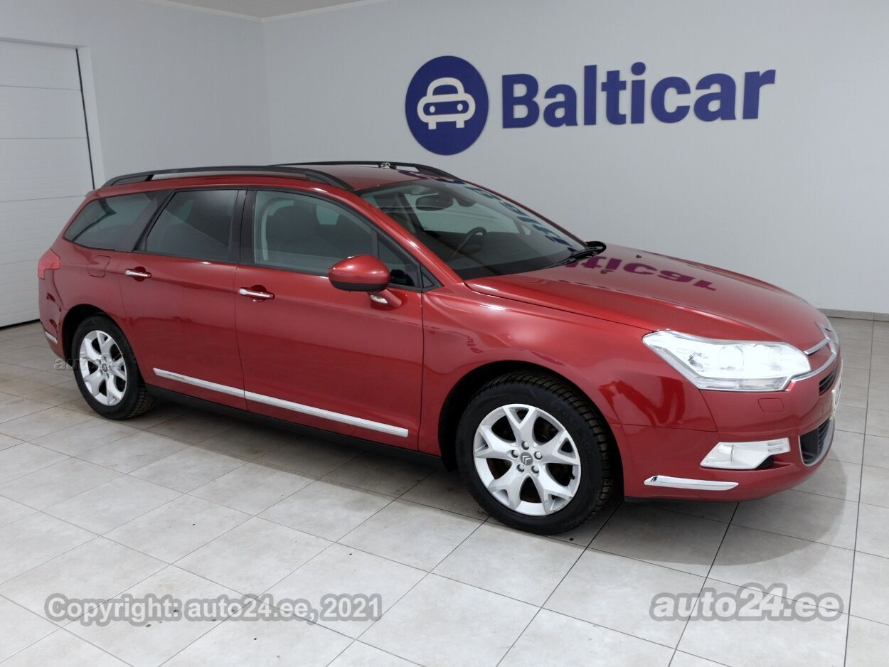 Citroen C5 Comfort 2.0 103 kW - Photo 1