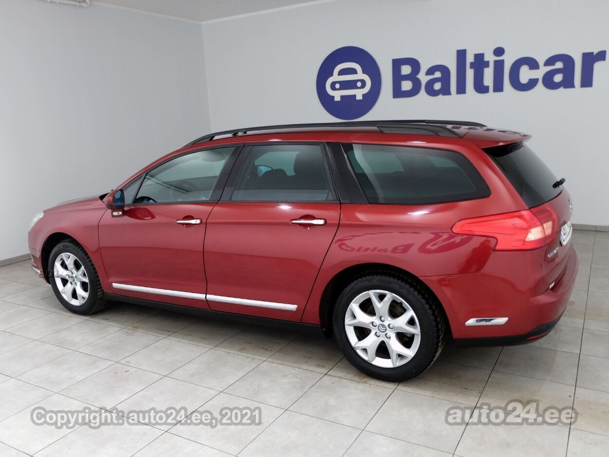 Citroen C5 Comfort 2.0 103 kW - Photo 4
