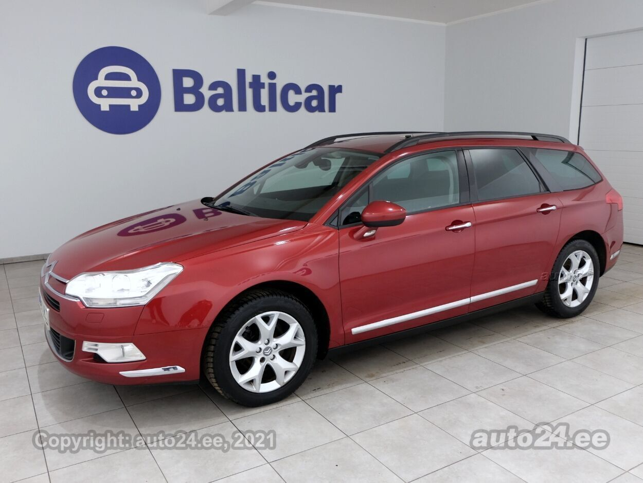 Citroen C5 Comfort 2.0 103 kW - Photo 2