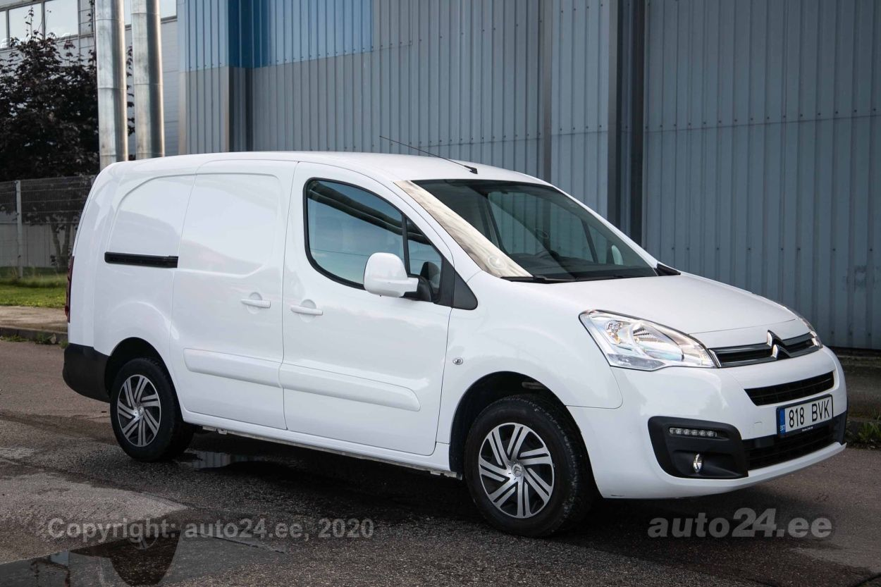 Citroen Berlingo L2 - Photo