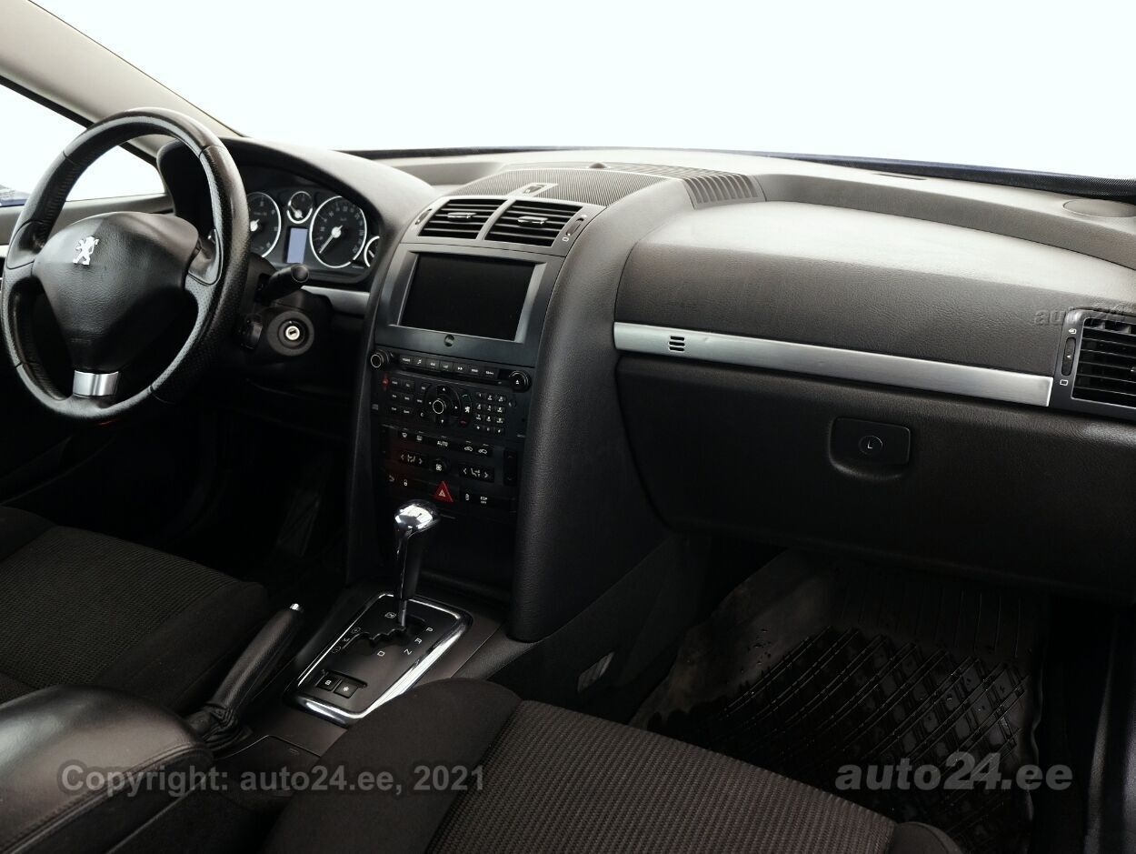 Peugeot 407 Coupe Comfort ATM 2.7 HDI 150 kW - Photo 5