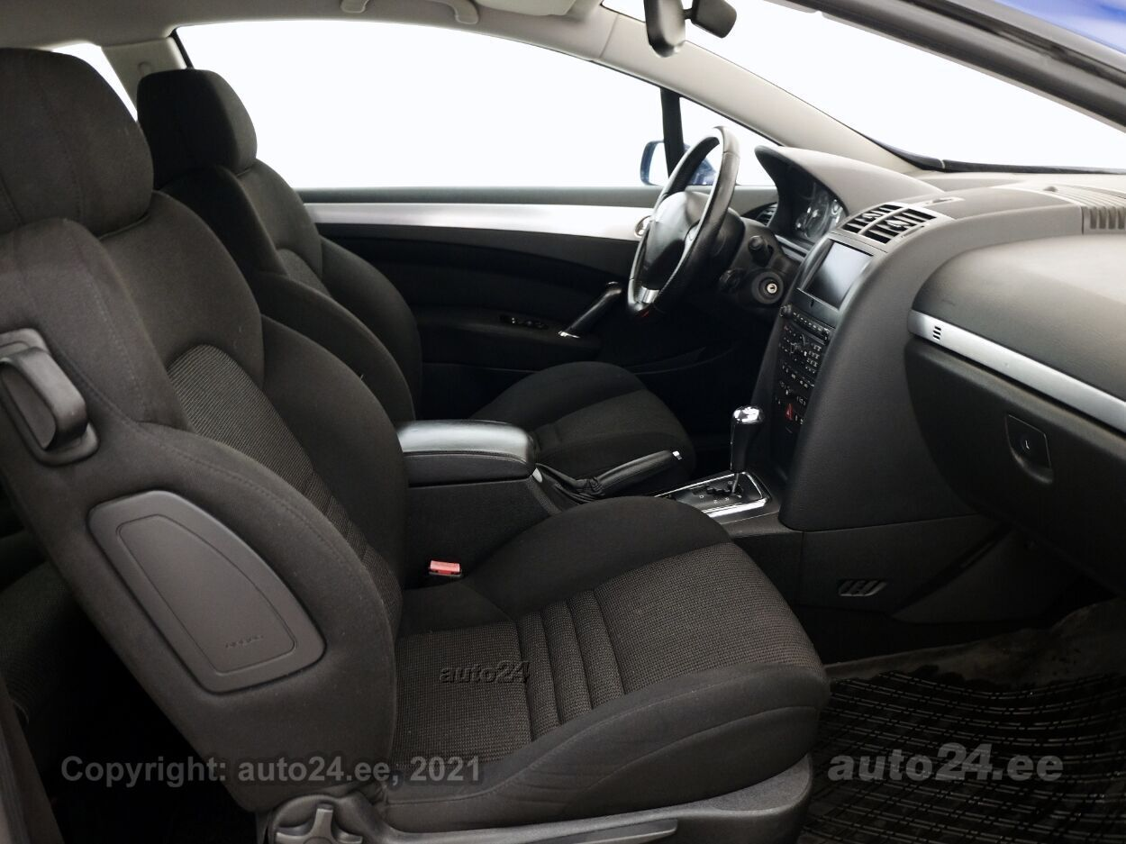 Peugeot 407 Coupe Comfort ATM 2.7 HDI 150 kW - Photo 6