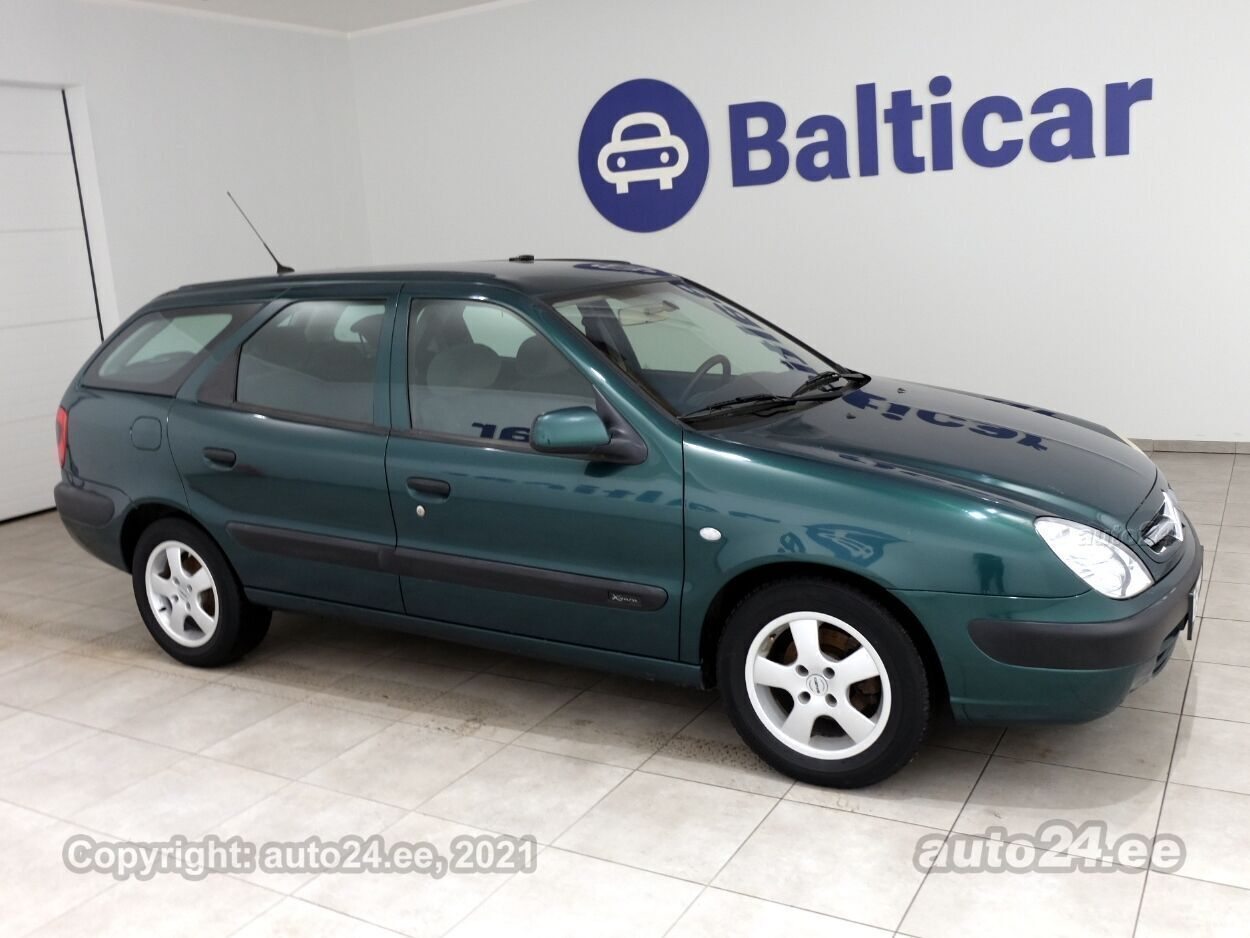 Citroen Xsara Break 1.4 55 kW - Photo 1