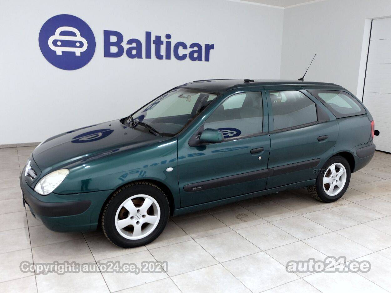Citroen Xsara Break 1.4 55 kW - Photo 2