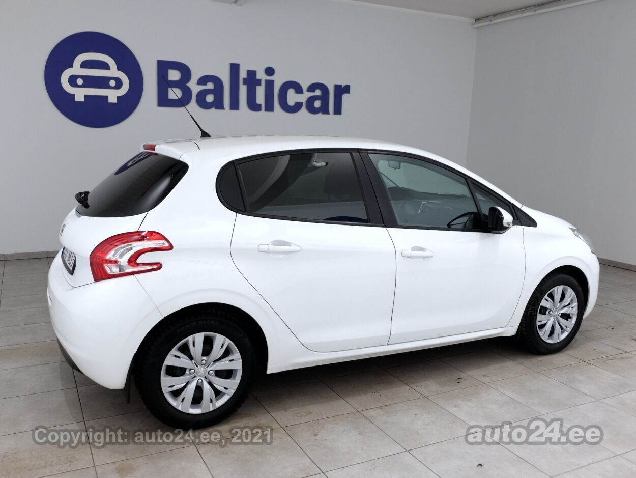 Peugeot 208 Active 1.4 HDi 50 kW - Photo 3