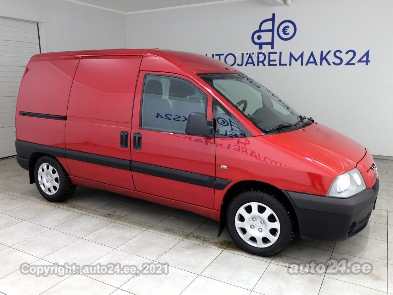 Peugeot Expert Van Facelift - Photo