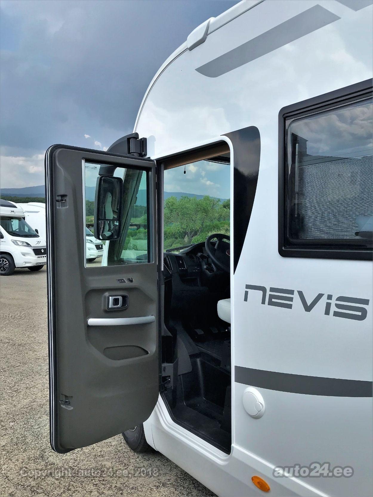 McLouis NEVIS 373 2021 LIMITED EDITION 2.3 Multijet II EURO 6 D 118kW