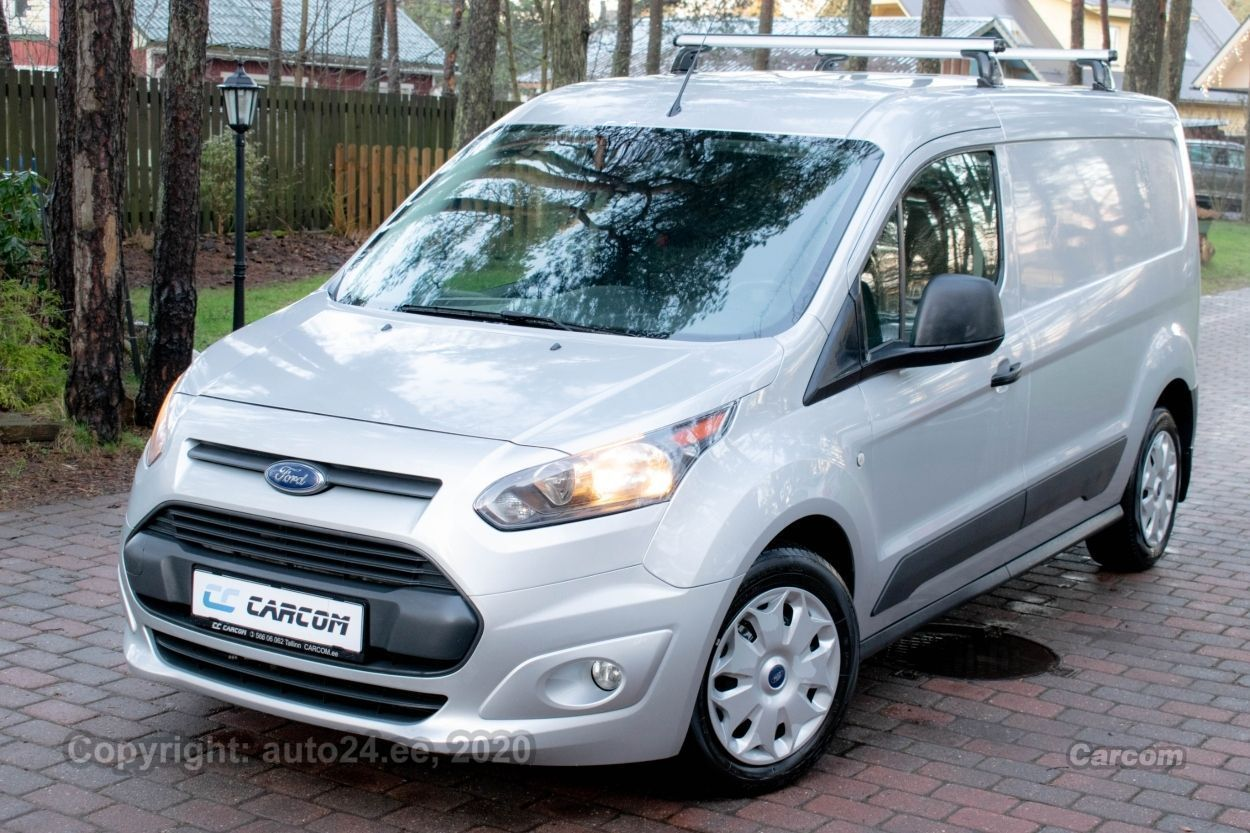 Ford Transit Connect  Winter Service Line 1.5 TDCi 74kW