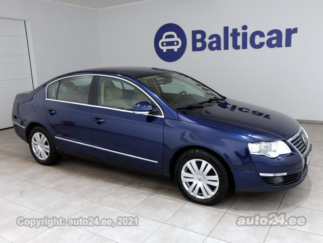 Volkswagen Passat Highline 2.0 110 kW - Photo 1