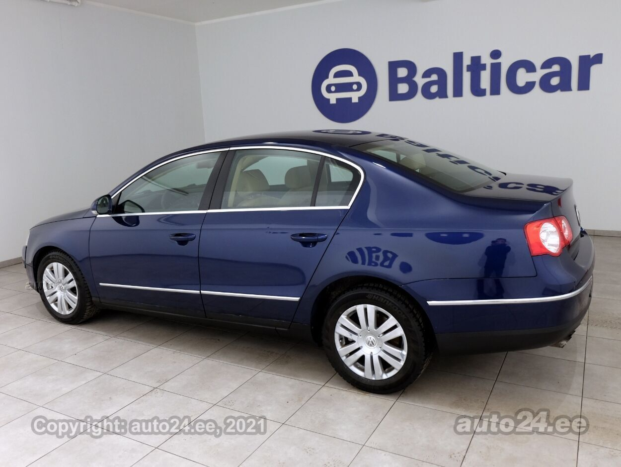 Volkswagen Passat Highline 2.0 110 kW - Photo 4