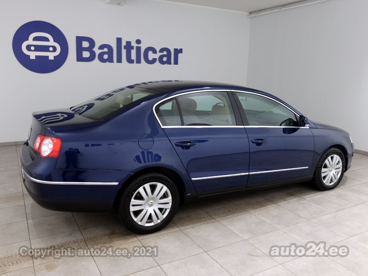 Volkswagen Passat Highline 2.0 110 kW - Photo 3