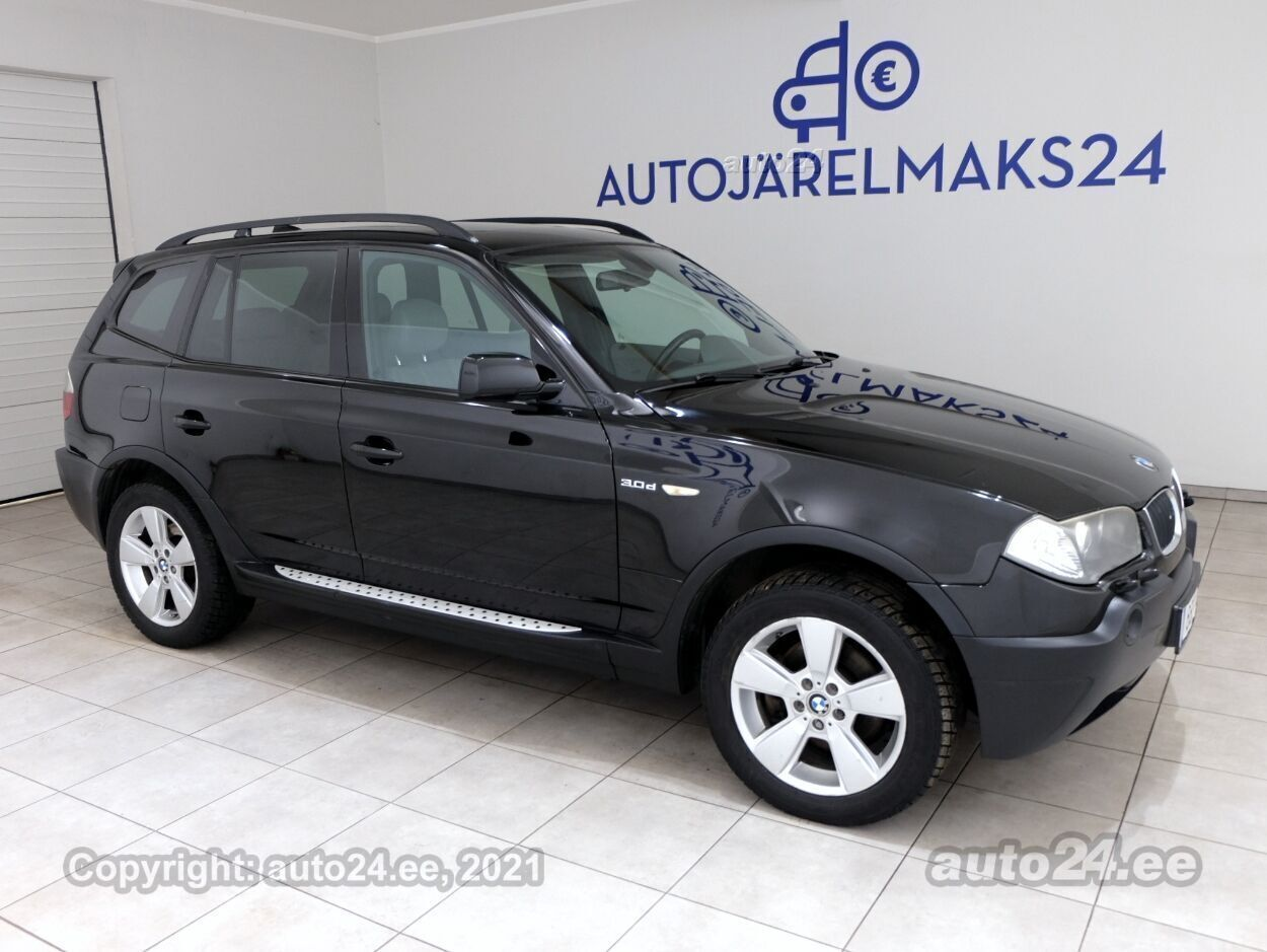 BMW X3 M-Sportpakett ATM - Photo
