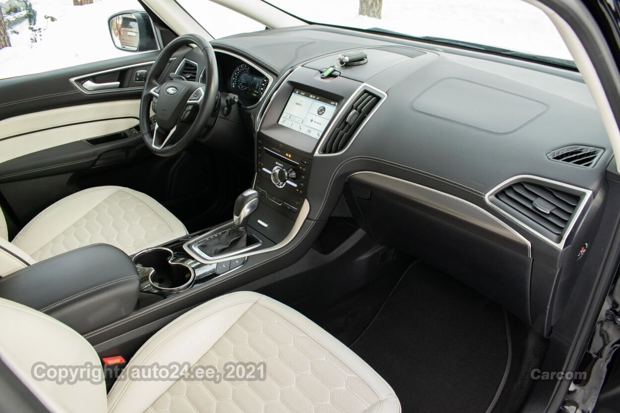 Ford S-MAX AWD Vignale Safety 7K 2.0 TDCi  132 kW