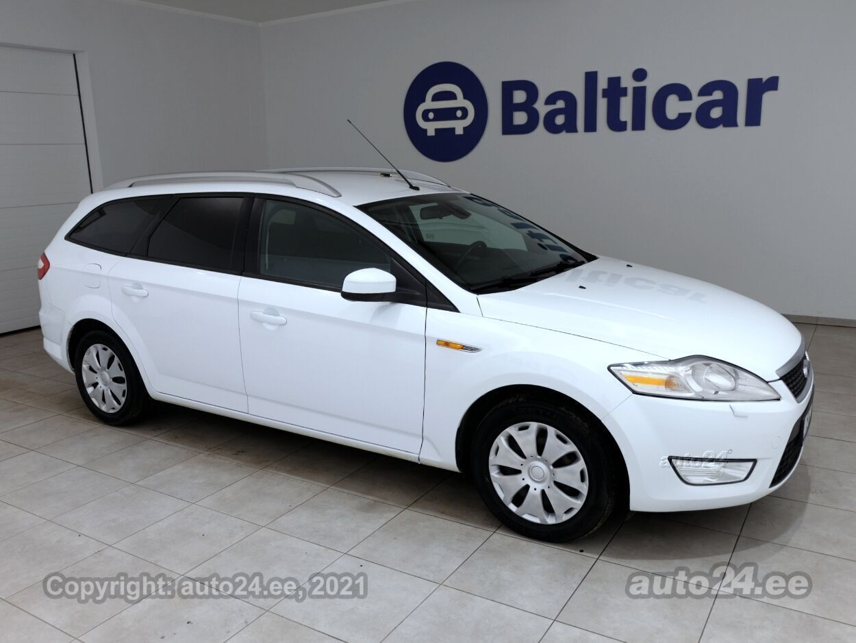 Ford Mondeo Facelift - Photo
