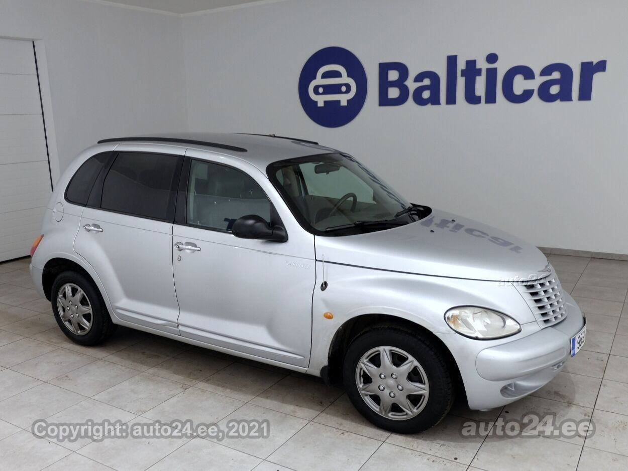 Chrysler PT Cruiser Limited ATM - Photo