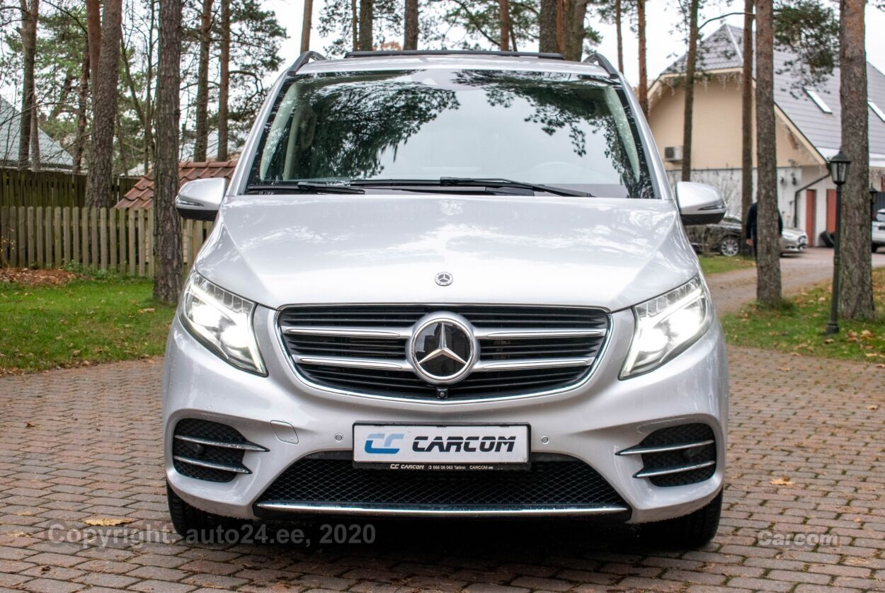 Mercedes-Benz V 250 4Matic AMG EXCLUSIVE Assist Long 7K Full 2.1 d BlueEfficiency 140kW