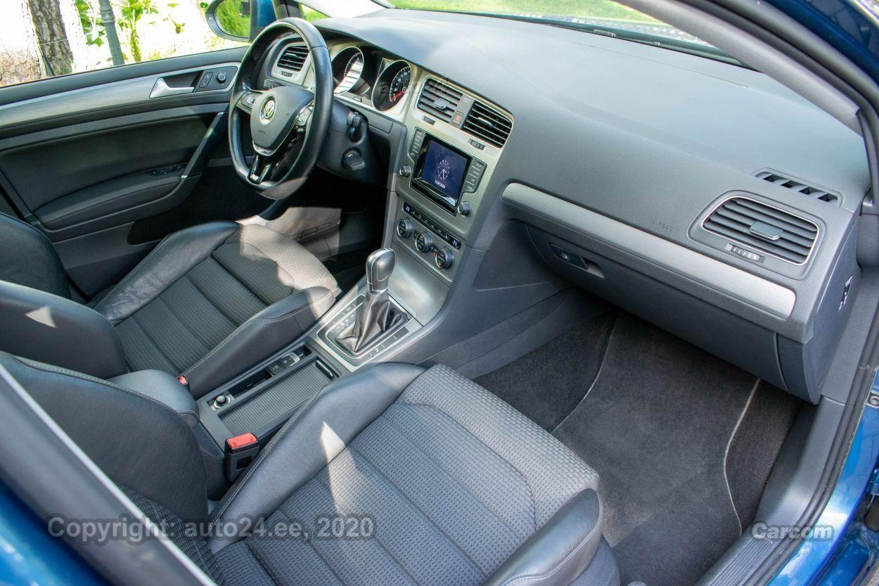 Volkswagen Golf Variant Safety 1.4 TGI Bluemotion 81kW