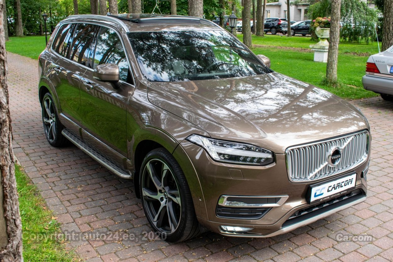 Volvo XC90 AWD 7K Inscription Intelli Xenium Winter Full 2.0 D5 Polestar 177kW 173kW