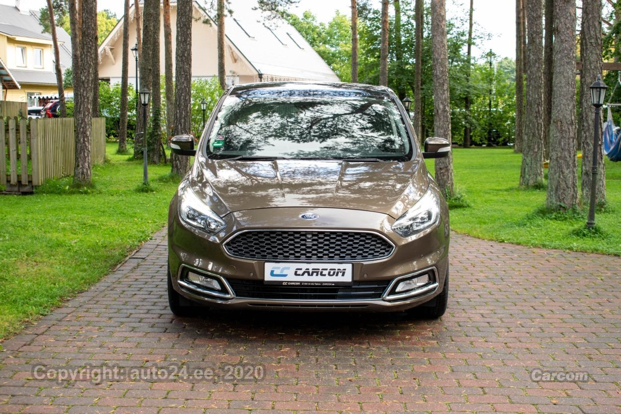 Ford S-MAX AWD Vignale Safety 7K 2.0 TDCi 132kW