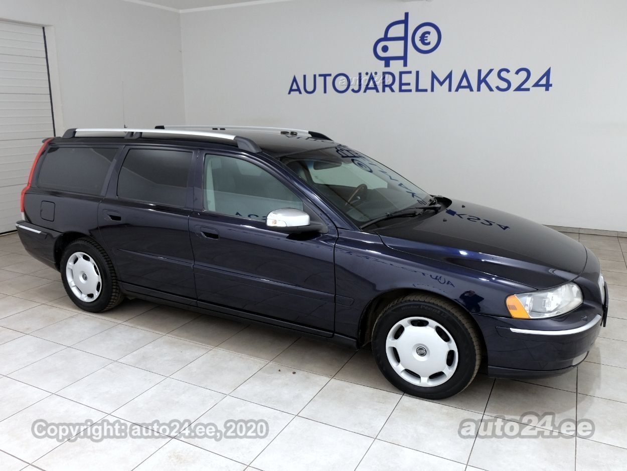 Volvo V70 Summum Facelift ATM