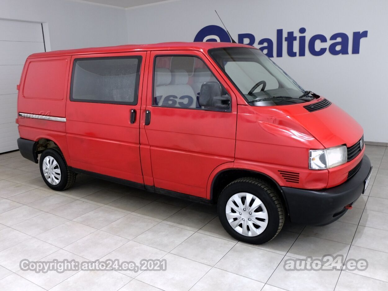 Volkswagen Transporter Kasten 1.9 TD 50 kW - Photo 1