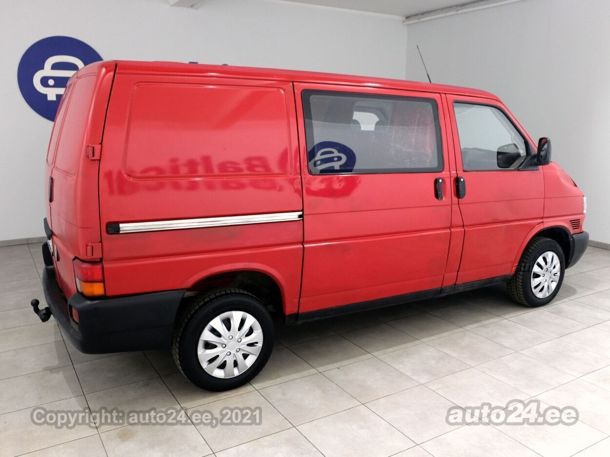 Volkswagen Transporter Kasten 1.9 TD 50 kW - Photo 3