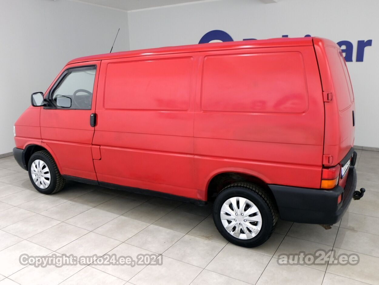 Volkswagen Transporter Kasten 1.9 TD 50 kW - Photo 4