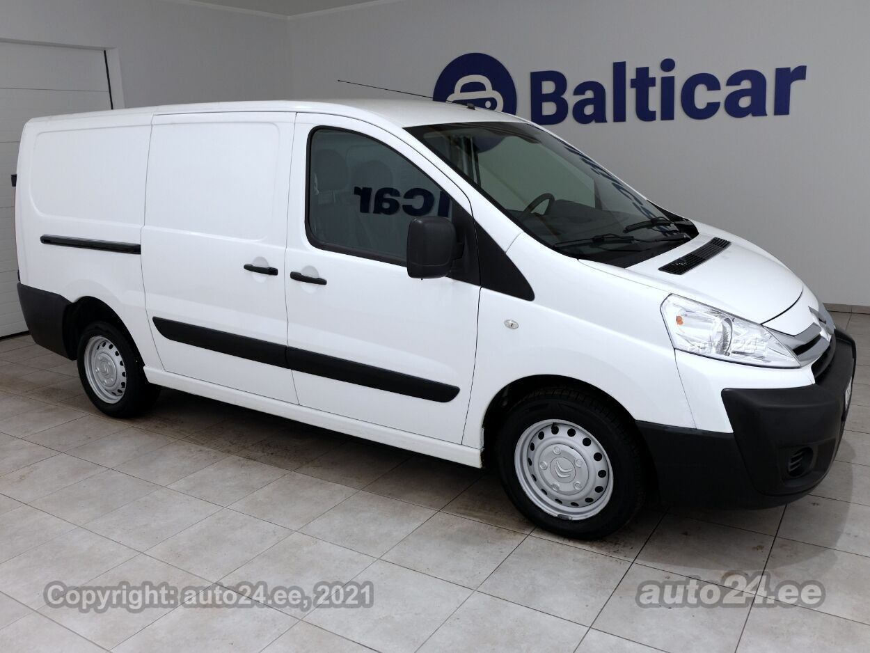 Citroen Jumpy Long Facelift