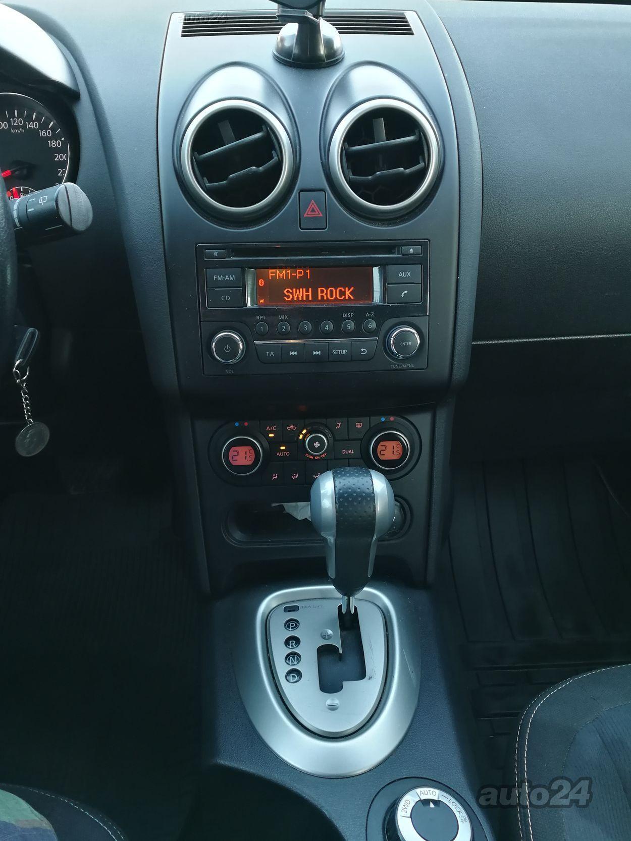 Nissan Qashqai akcenta 2.0