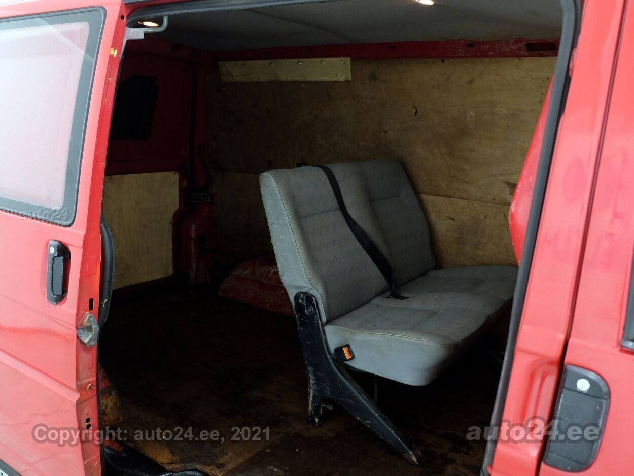 Volkswagen Transporter Kasten 1.9 TD 50 kW - Photo 7