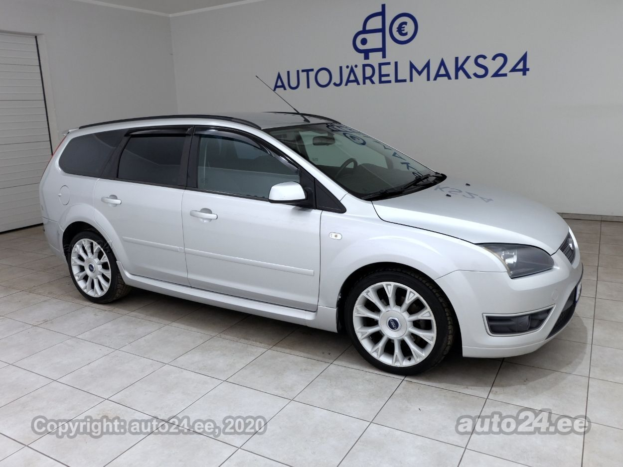 Ford Focus ST225 Tuning - Photo
