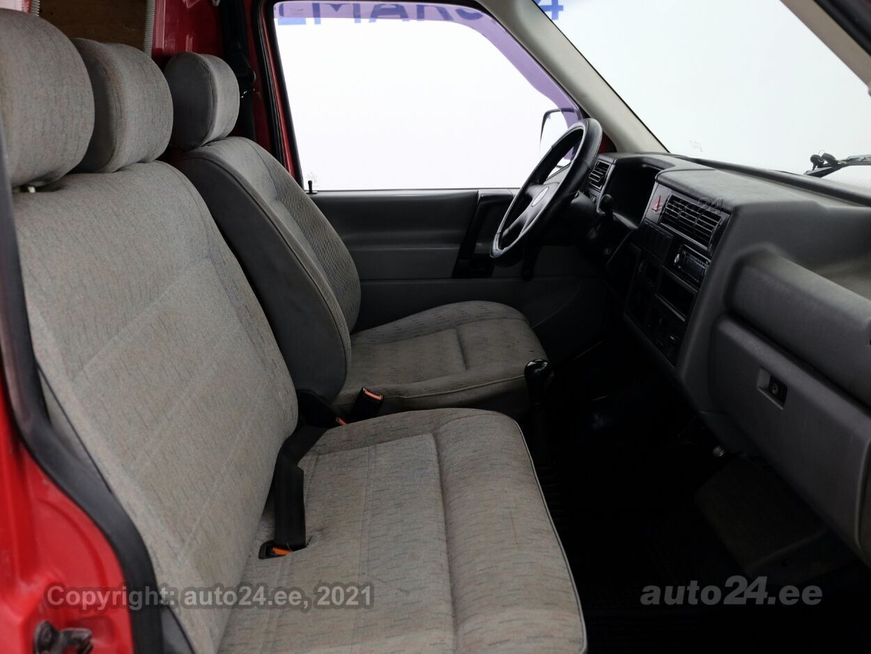 Volkswagen Transporter Kasten 1.9 TD 50 kW - Photo 6