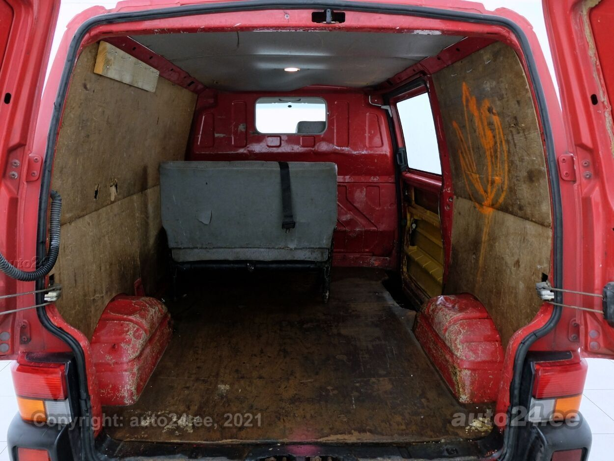 Volkswagen Transporter Kasten 1.9 TD 50 kW - Photo 8