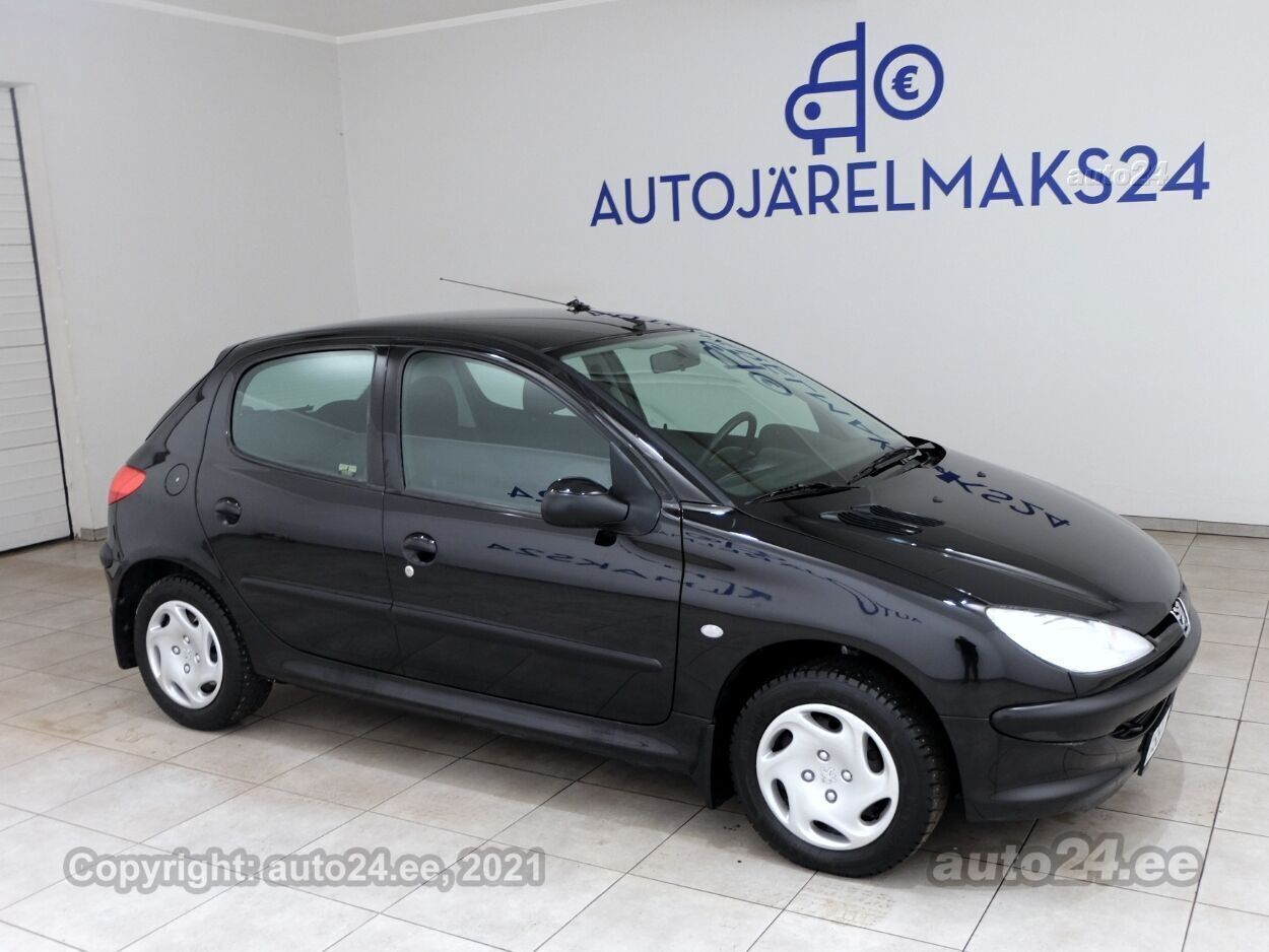 Peugeot 206 Facelift - Photo
