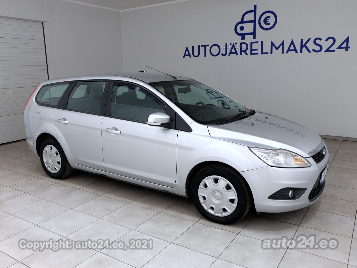 Ford Focus Turnier Facelift
