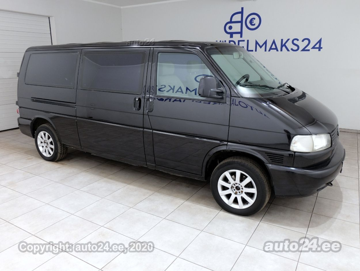 Volkswagen Caravelle Long Facelift - Photo