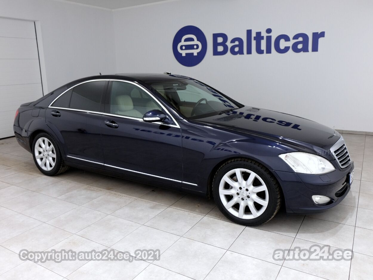 Mercedes-Benz S 320 Luxury 3.0 CDI 173 kW - Photo 1