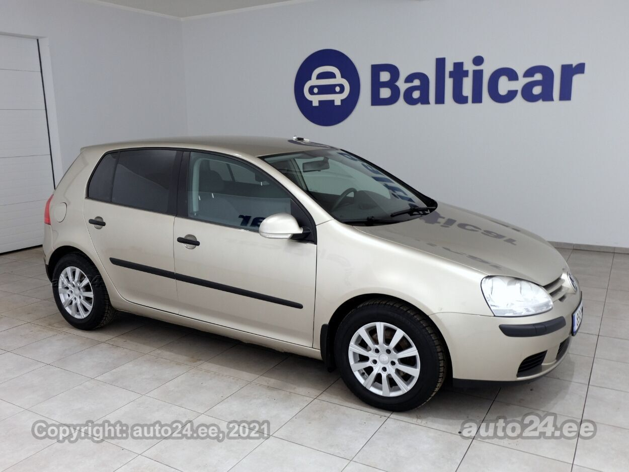Volkswagen Golf Comfortline - Photo