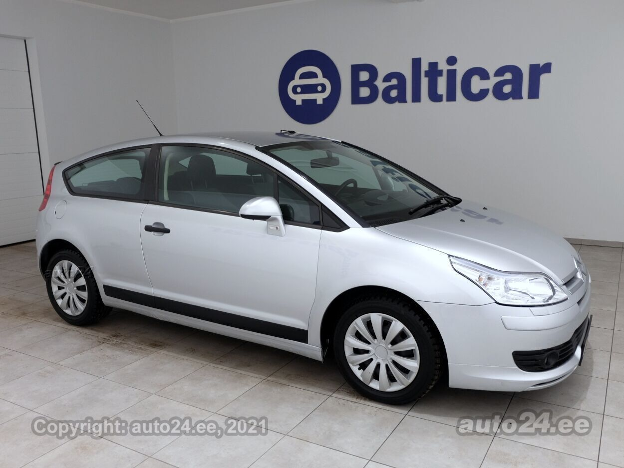 Citroen C4 Coupe ATM