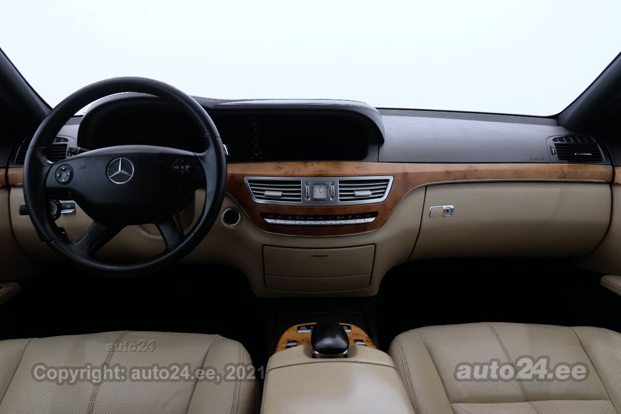 Mercedes-Benz S 320 Luxury 3.0 CDI 173 kW - Photo 5