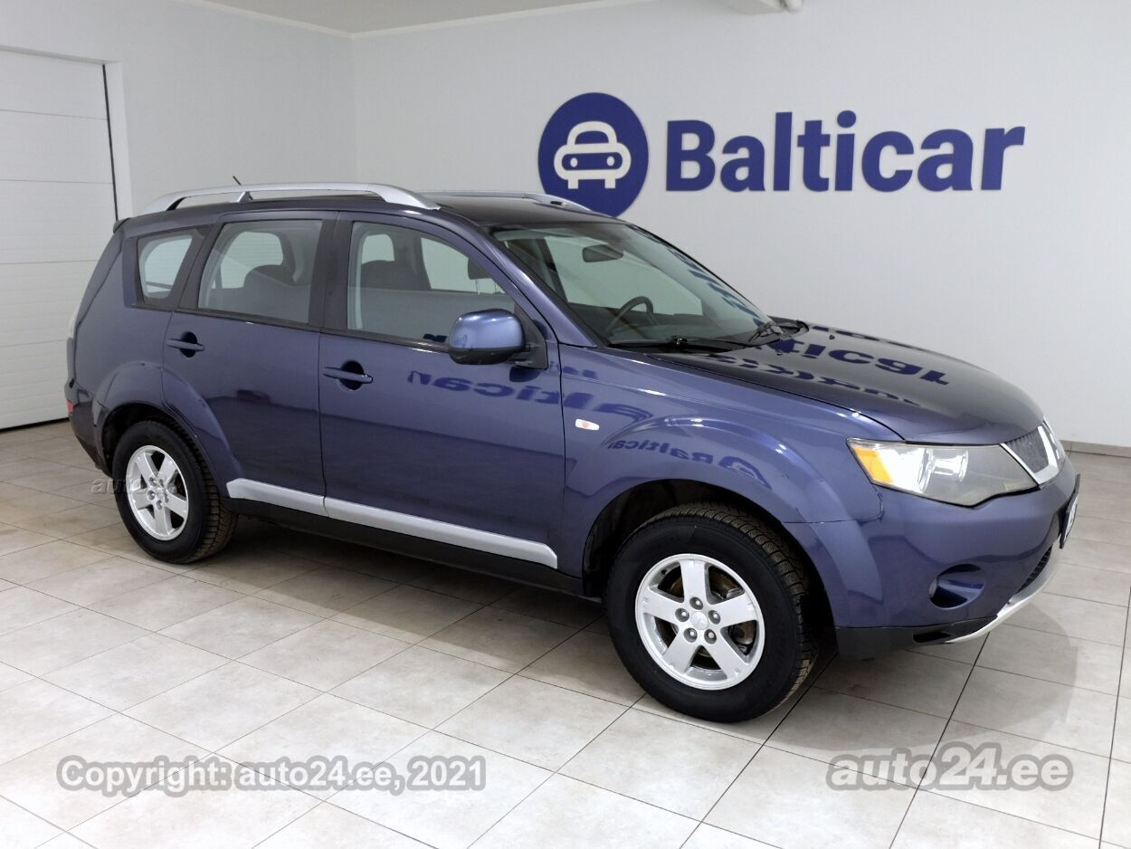 Mitsubishi Outlander Comfort 2.0 DiD 103 kW - Photo 1