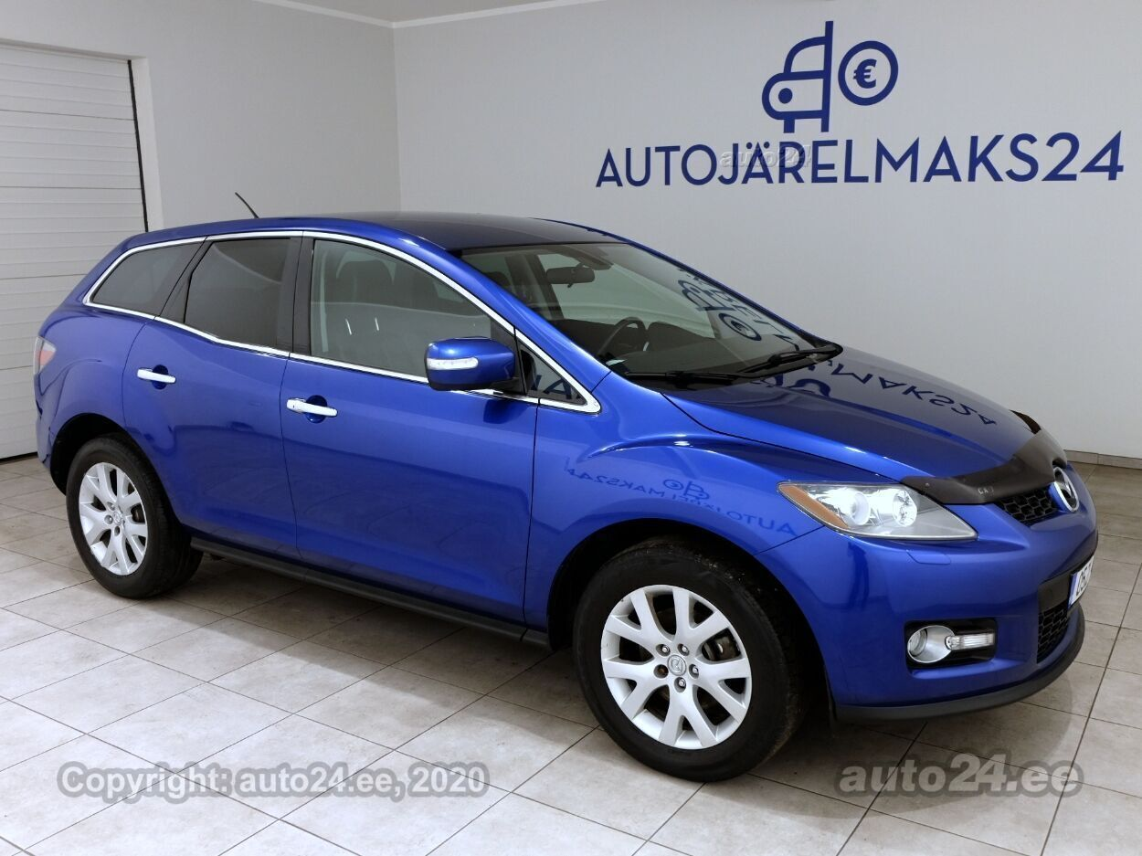 Mazda CX-7 Luxury - Photo